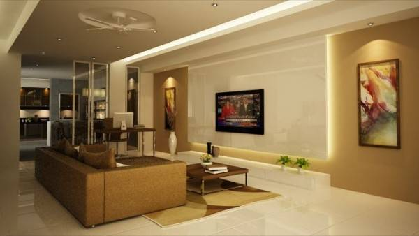 Semi Detached House Interior Design Ideas Malaysia
