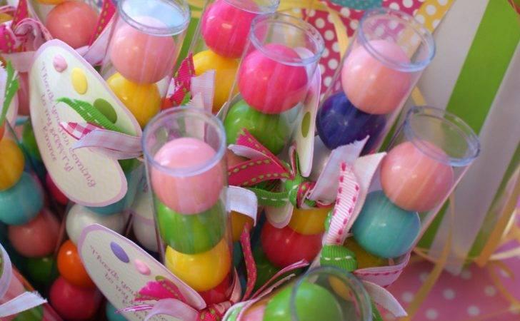 Sent Guests Home Tubes Gumballs Emma Favorite Colors