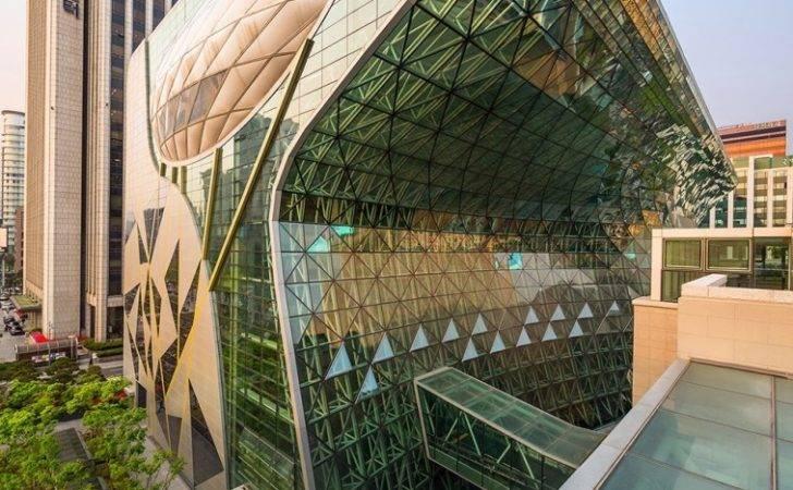 Seoul New City Hall Iarc Architects Modern Magazin