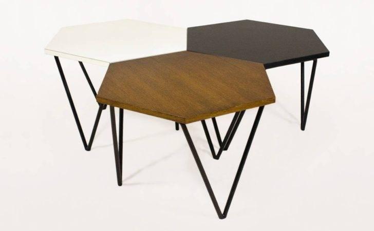 Series Three Gio Ponti Modular Coffee Tables Circa Italy