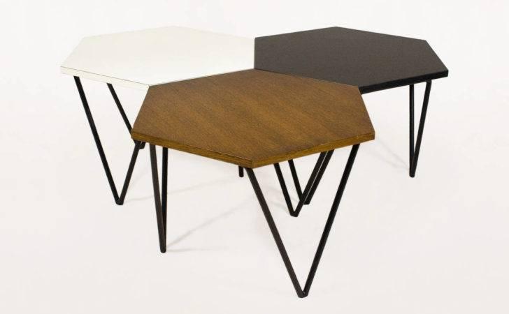 Series Three Gio Ponti Modular Coffee Tables Circa