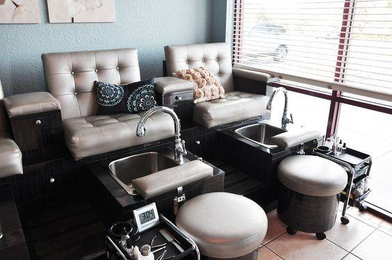 Services Check Out Our Luxurious New Nail Room Essentials Massage