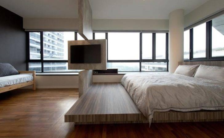 Set Bedroom Platform Bed