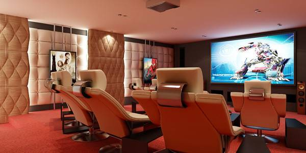 Set Fun Filled Entertainment Room Home Design Lover
