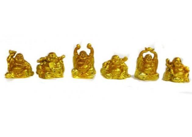 Set Laughing Buddha Big Feng Shui