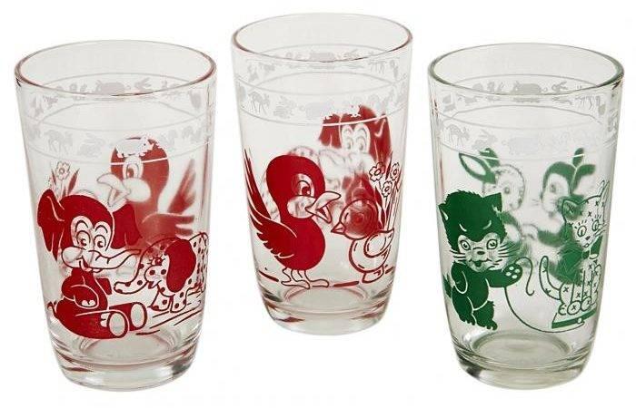 Set Swanky Swig Glasses Omero Home