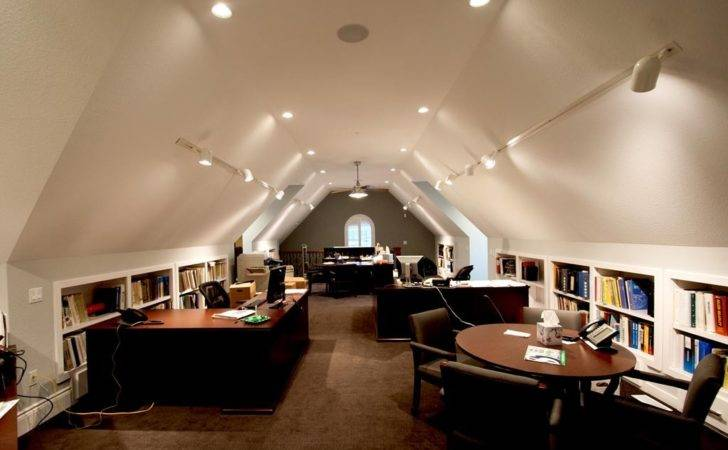 Setting Shop Their Homes Track Lighting Provides Proper