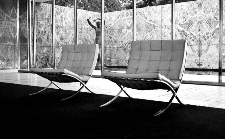 Settle Barcelona Chair Magazine