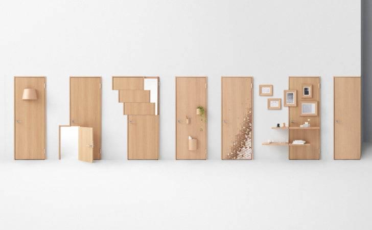 Seven Doors Curious Innovative Nendo