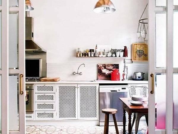 Shabby Chic Bohemian Kitchen Ideas