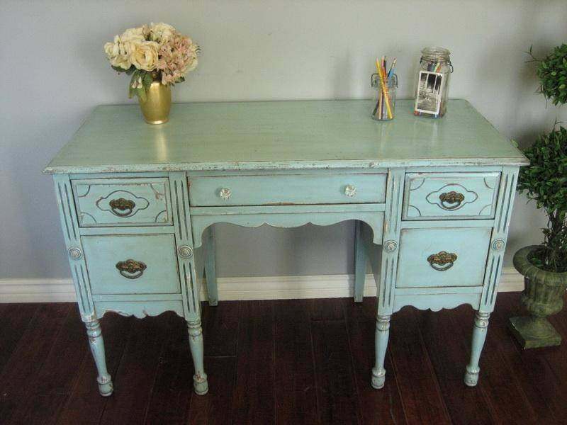 Shabby Chic Decor Painted Furniture Ideas