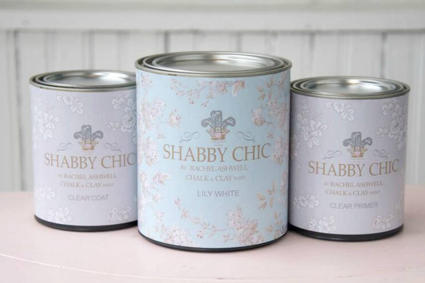 Shabby Chic Rachel Ashwell Paint Distributed Bungalow