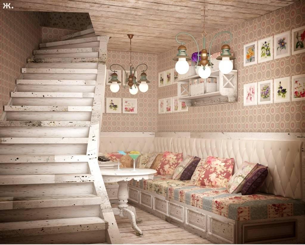 Shabby Chic Shop Interiors