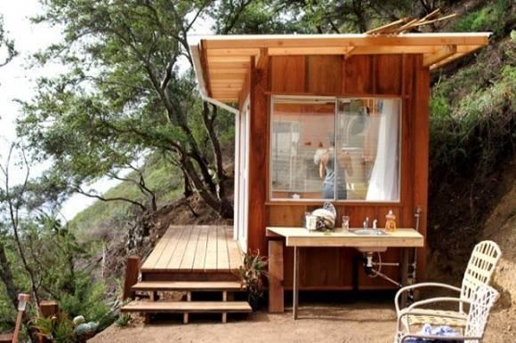 Shack Modern Cabin Big Sur Rentals Travel More Pinterest