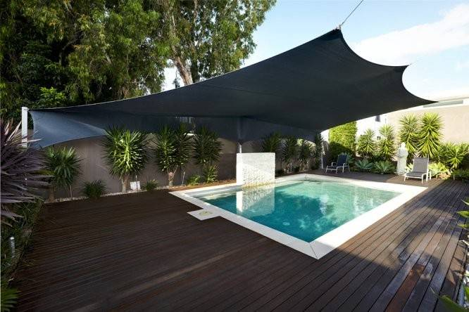 Shade Sails Structures Sun Shades