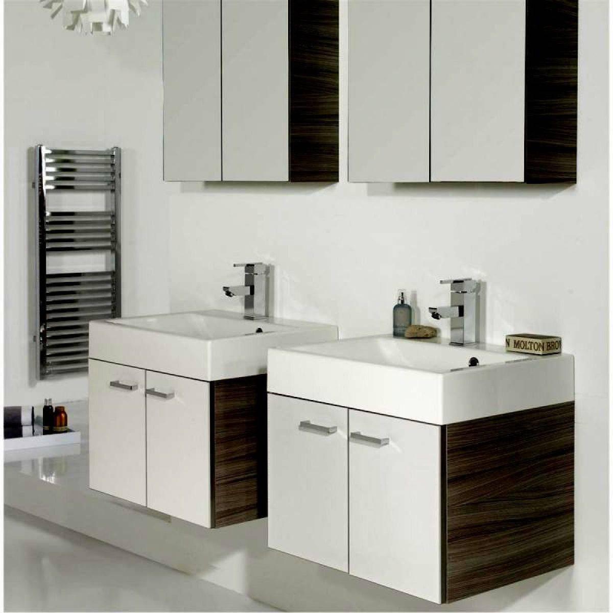 Shades Modular Contemporary Basin Unit Bathrooms