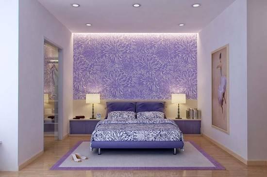 Shades Purple Bedroom Ideas Wave Avenue