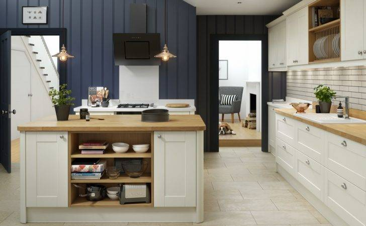 Shaker Kitchen Cream Wren Kitchens