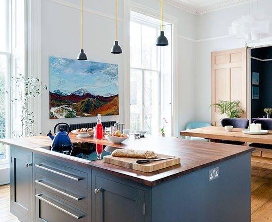 Shaker Kitchen Designs Style