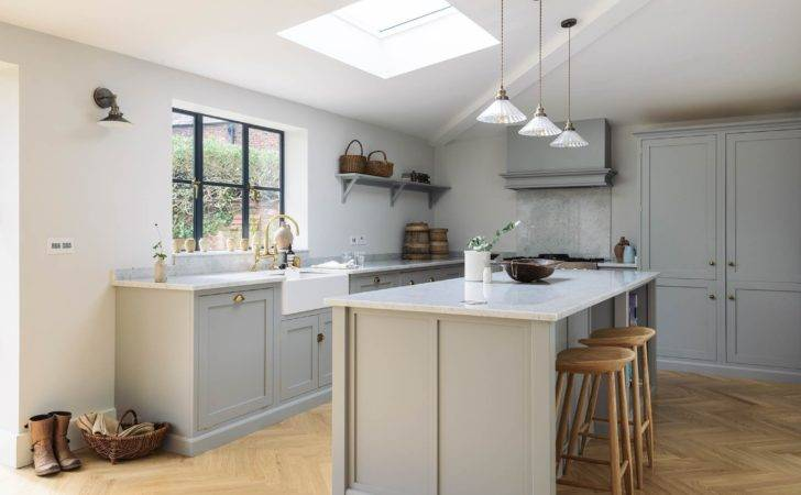 Shaker Kitchens Devol Handmade Painted English