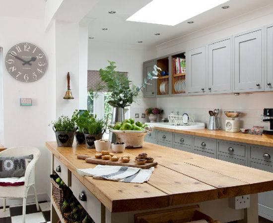 Shaker Meets Modern Kitchen Diner Design Ideas