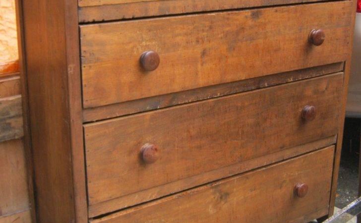Shaker Style Dresser Sold