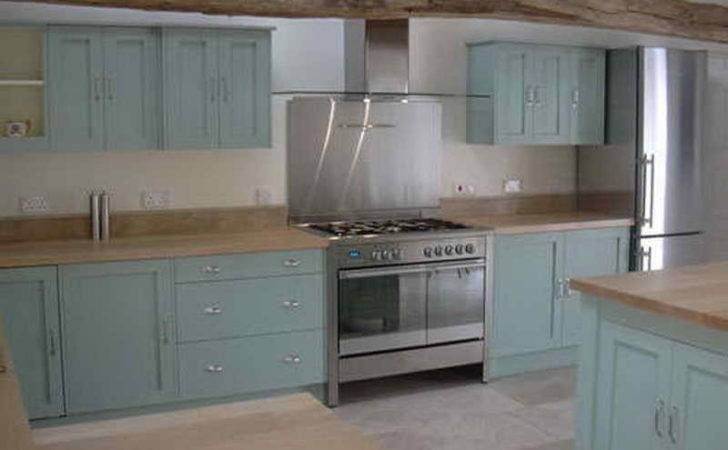 Shaker Style Furniture White Cabinets Kitchen