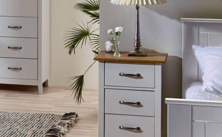 Shaker Style Grey Bedroom Furniture