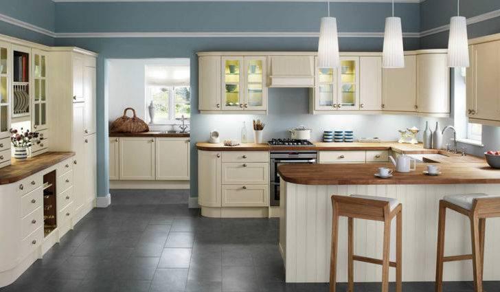 Shaker Style Kitchen Cabinets Design Min