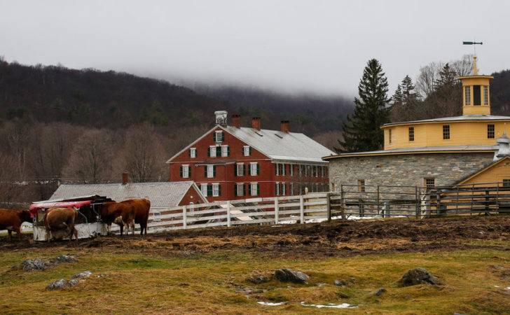 Shaker Village Finds Enterprise Not Simple New York