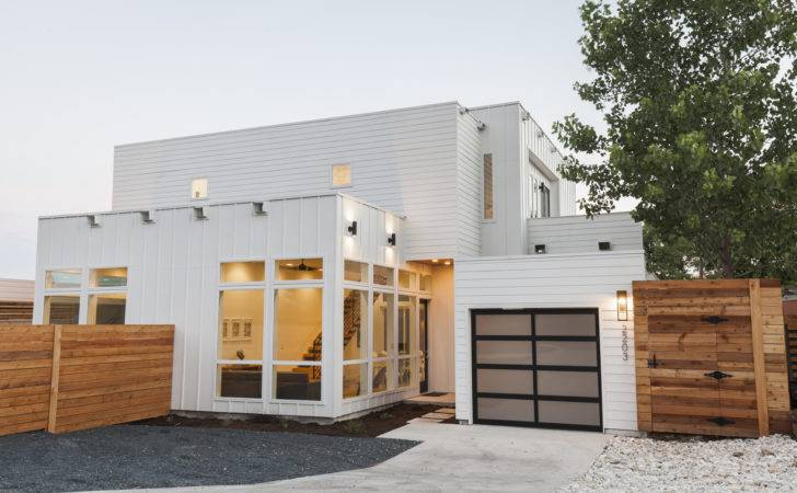 Shape Austin Home Shipping Container Addition Asks