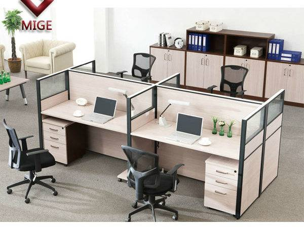 Shape One Layout Person Workstation Furniture