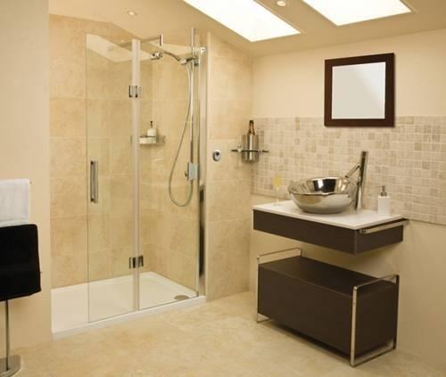 Shapes Sizes Walk Shower Enclosures Home Design Interiors