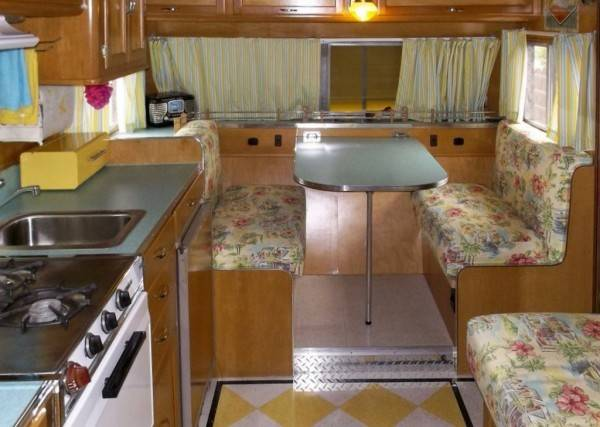 Sharing Your Diy Travel Trailer Tiny House Rehab Great Job