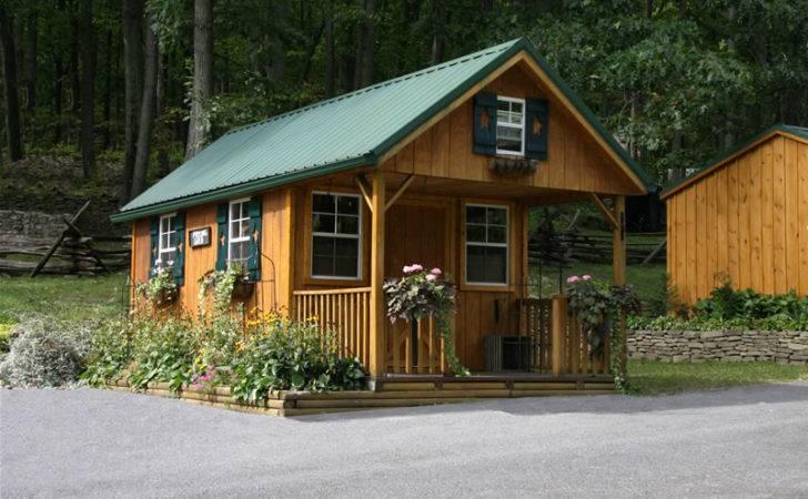 Shawnee Structures Cabins