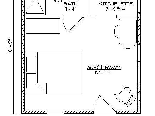Shed Floor Plans Homes Backyard House