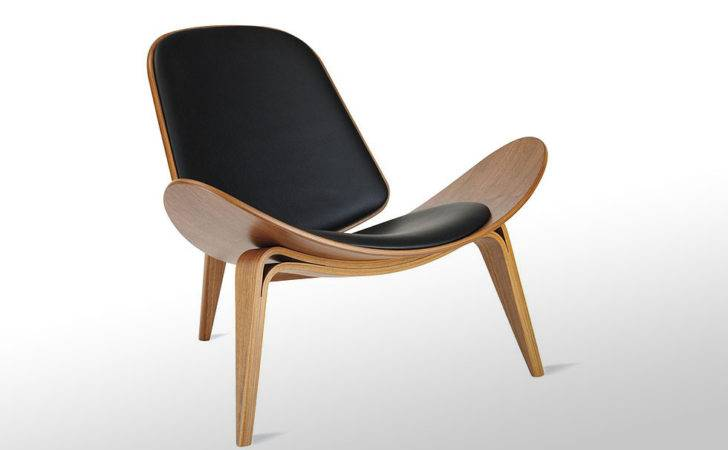 Shell Chair Hans Wegner Platinum Replica Pin