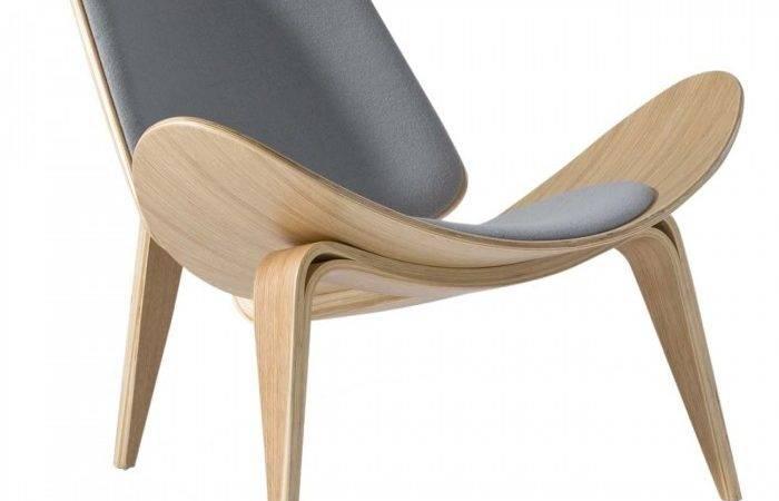Shell Chair Inspired Hans Wegner