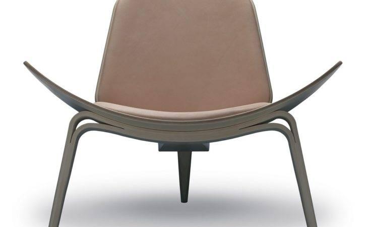 Shell Chair Smile Tripod Hans Wenger Wegner