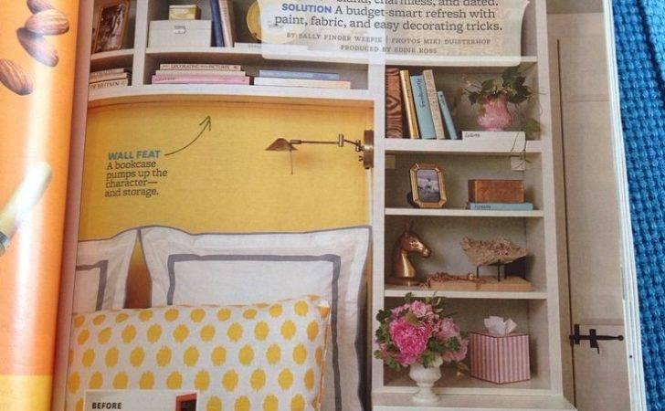 Shelves Around Bed Bedroom Master Pinterest
