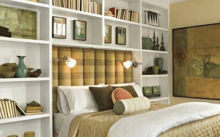 Shelves Around Bed Bedrooms Pinterest Girls Built Ins Beds