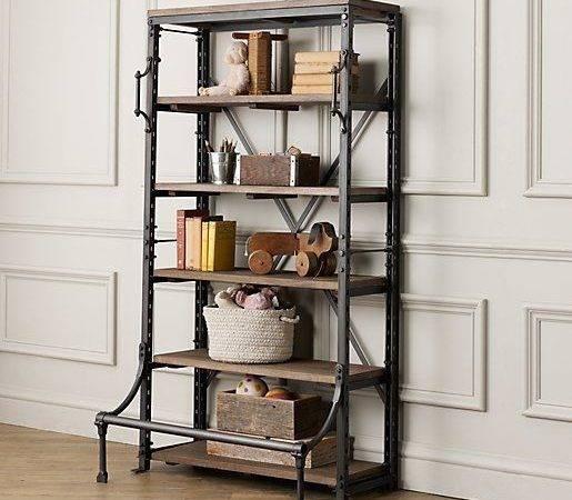 Shelving Bookcases Storage Restoration Hardware Baby