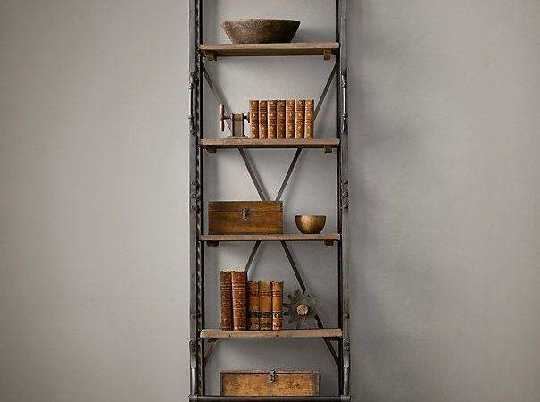 Shelving Cabinets Library Entryway Lals Restoration