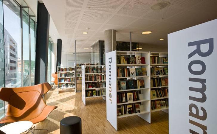 Shelving Modern Library