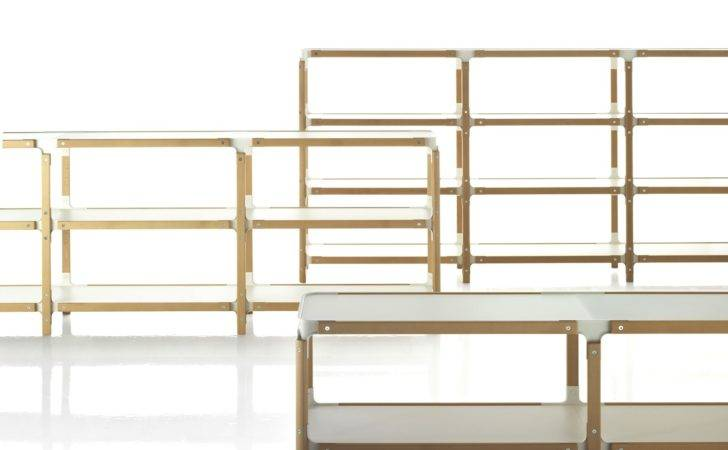 Shelving Systems Large Wood Wooden
