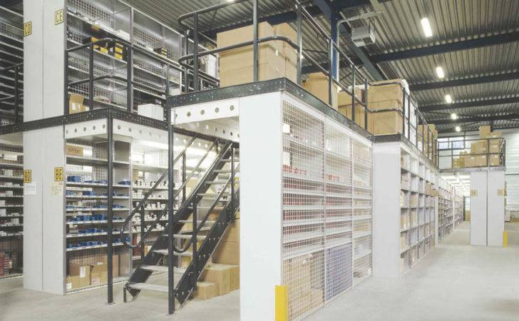 Shelving Systems Multi Tier