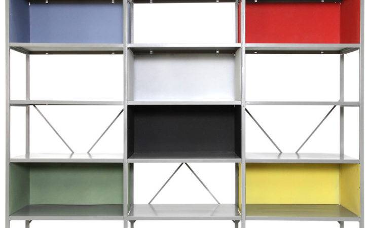 Shelving Unit Furniture Modular Wall Units