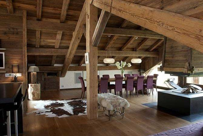 Shep Kyles Portfolio French Swiss Alps Alpine Interior Design
