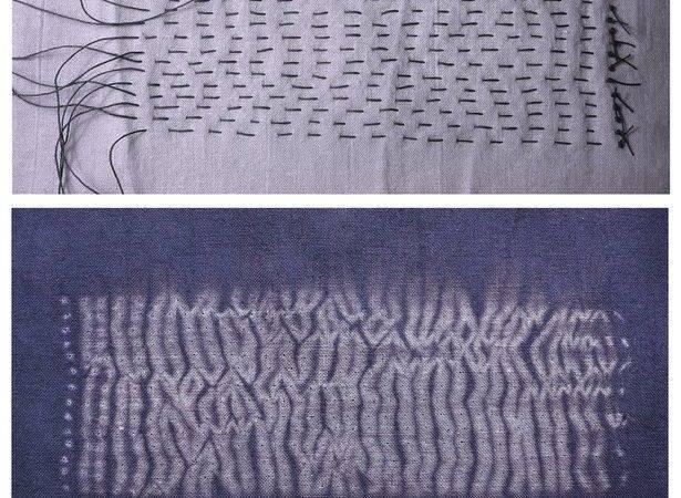 Shibori Dying Techniques Ideas Pinterest Fashion Sewing
