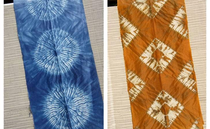 Shibori Folding Techniques Silkshibori Workshop
